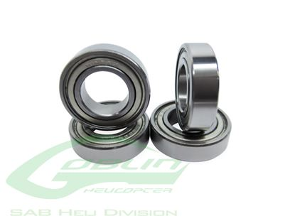 Picture of SAB HC403-S ABEC-5 Bearing 4x9x2,5 (4pcs) Goblin 500