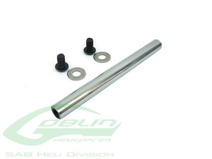 Picture of SAB H0213-S Steel Spindle Shaft - Goblin 500