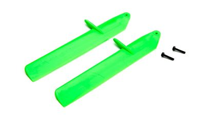 Picture of E-Flite BLH3907GR Fast Flight Main Blade Set, Green: mCP X BL