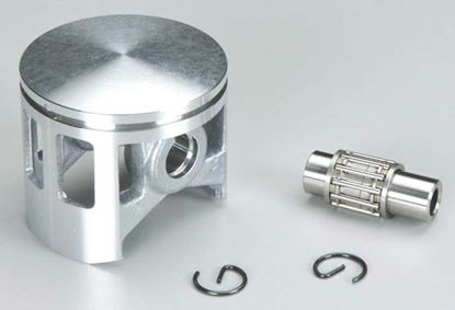 Picture of DLE Engines Piston w/Wrist Pin/Needle Bearing DL-55/111