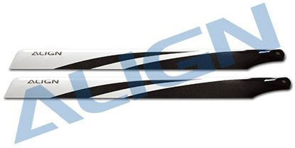 Picture of HD550B 550mm 3G Carbon Fiber Blades
