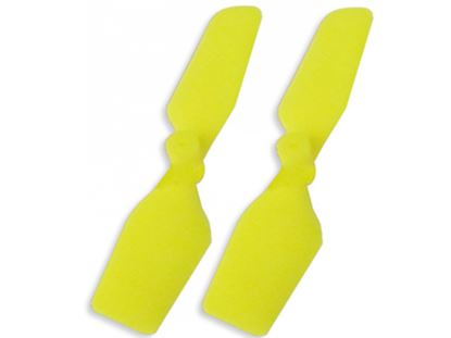 Picture of KBDD 5061 Extreme Edition mCP X BL Tail Rotor Neon Yellow