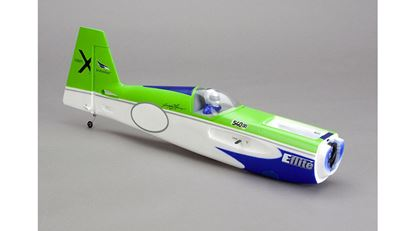 Picture of E-flite EFL625001 Fuselage with Rudder: Edge 540QQ 280