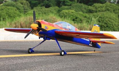 Picture of FMS Model FMS-061 Yak 54 W/ TX and RX