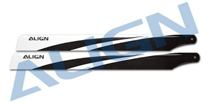 Picture of HD360A 360mm Carbon Fiber Blades