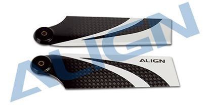 Picture of HQ0950B/60128-1  95mm Carbon Fiber Tail Blade (Black 600)
