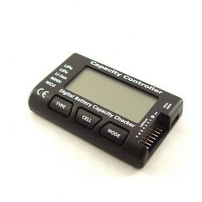 Picture of Cellmeter-7 FUSEBAT-6 LCD Digital Battery Capacity Checker Voltage Tester