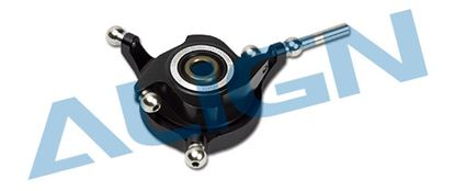 Picture of H45H007XXW 450DFC CCPM Metal Swashplate/Black