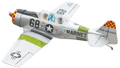 Picture of Seagull SEA88 AT6-TEXAN RETRACTS INCLUDED