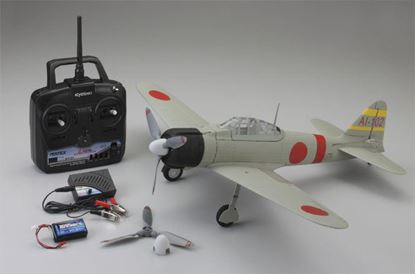 Picture of Kyosho 10953RS-L aiRium A6M2b ZERO VE29 RTF