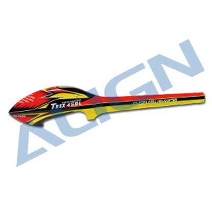 Picture of HF4506 450L Speed Fuselage – Red & Yellow