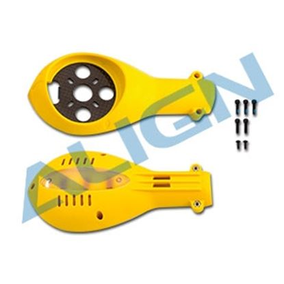 Picture of M480031XEW M480 Motor Mounts - Yellow