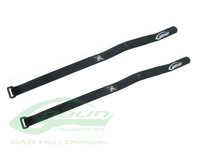 Picture of SAB HA027-S - Battery Velcro Strap 540mm L 25mm W - Goblin 570