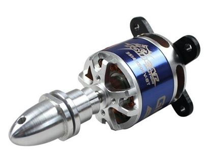Picture of TomCat TCG3514 G10 Outrunner Motor KV1150 (Class 10 Size)