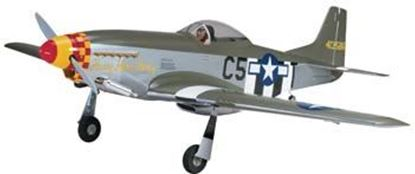 Picture of Top Flite TOPA0950 P-51D Mustang 60 ARF w/Retracts