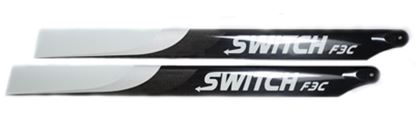 Picture of Switch Blades 713mm F3C Premium Carbon Fiber Blades