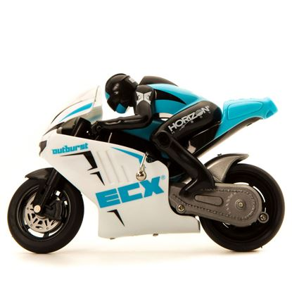Picture of ECX ECX01004T1 Outburst 1:14 Motorcycle RTR Blue