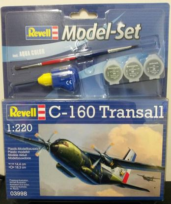 Picture of Revell 03998 1:220 C-160 Transall