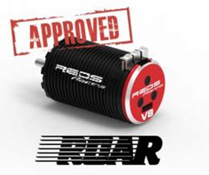 Picture of REDS VX 540 Sensored Brushless Motors 21.5T