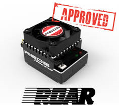 Picture of REDS Racing TX120 Team Edition 120A Pro Sensored Brushless ESC