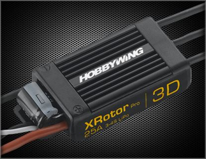 Picture of Hobbywing XRotor Pro-25A-3D Dual Pack