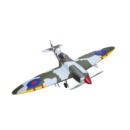 Picture of Seagull SEA260 Spitfire 55cc (matte finished), Span 219.5cm, Eng