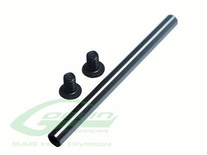 Picture of SAB H0508-S - Steel Spindle Shaft - Goblin 380