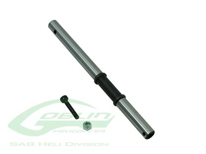 Picture of SAB H0507-S - Steel Main Shaft - Goblin 380