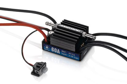 Picture of Hobbywing 30302200 Seaking 60A V3.1 Brushless ESC