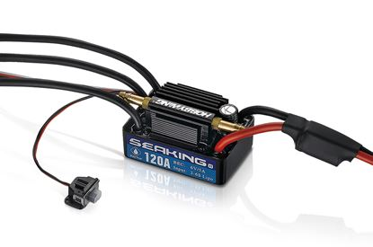 Picture of Hobbywing 30302360 Seaking 120A V3 Brushless ESC