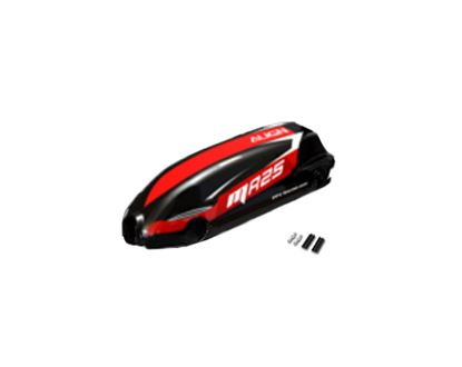 Picture of HC42513 MR25 Canopy- Red/White/Black