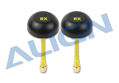 Picture of HEP00015 5.8G Circular Polarized Gain Antenna RX Set