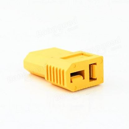 Picture of RC Pro XT60 Male to Deans/T-Connector RCP-033XT60-TPLUG