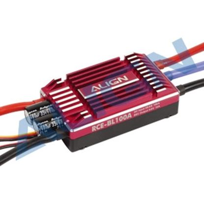 Picture of HES10001 RCE-BL100A Brushless ESC