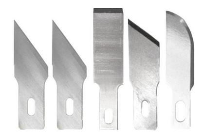 Picture of proedge 40004/01320 5 Assorted Blades