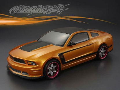 Picture of Matrixline PC-201214 Ford Mustang Boss Body Shell