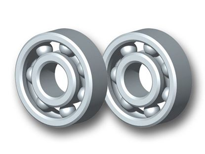 Picture of Xnova 4020 Motor bearings