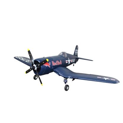 Picture of STAUFENBIEL HSF2180 Red Bull F4U-4 Corsair BNF Basic