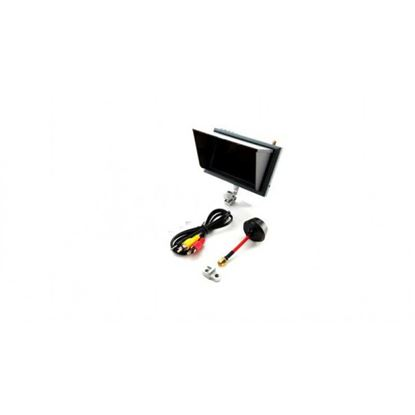 Picture of Spektrum SPMVM430 4.3 inch video monitor, sunshade, mount