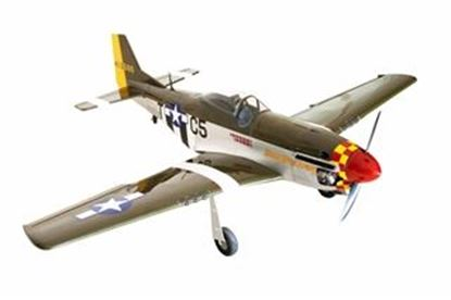 Picture of Seagull SEA276 NORTH AMERICAN P-51D MUSTANG 10CC
