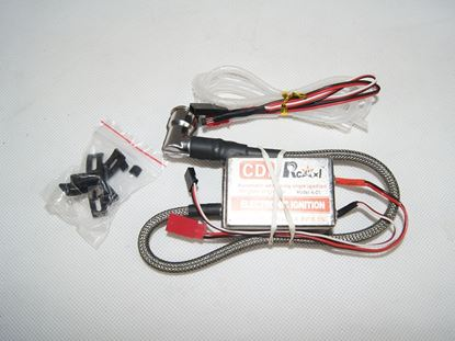 Picture of RCEXL CDI Ignition Kit for 10mm NGK CM6 SINGLE (for Germany 3W)