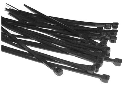 Picture of CTB HP1203Cable Ties-Black 100PK