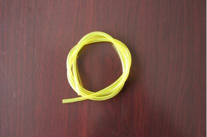 Picture of KUZA KAG0061Y Gas fuel Line 2m 6mm X 3.5mm Yellow