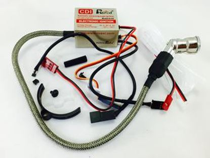 Picture of Rcexl CDI-1125 Single Cylinder CDI Ignition for NGK CM6 10MM 120 Degree