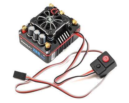 Picture of Hobbywing 30113300 XERUN XR8 Plus 1/8 Competition Brushless ESC