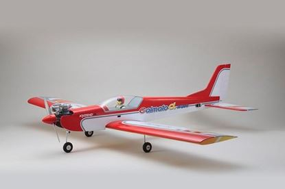 Picture of Kyosho 11238R CALMATO Alpha 60 Sports EP/GP RED