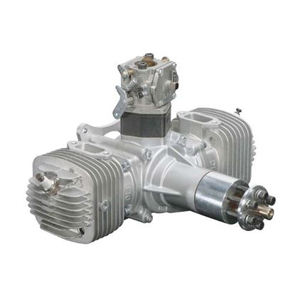 Picture of DLE Engines DLE-120cc Twin Gas Engine