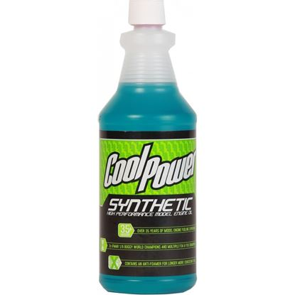 Picture of CoolPower High Performance Synthetic Lube. 1 Quart