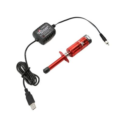 Picture of Dynamite DYNE0200 Metered NiMH Glow Driver with USB Charger
