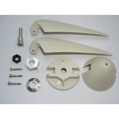 Picture of Ming Yang 095 Folding Prop and spinner 8x4.5